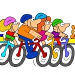Asyiknya Bersepeda Santai Pada Gebyar Idul Adha