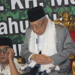 Wejangan Prof Dr. KH. Ma'ruf Amin Kepada Santri Al-Islam Dalam Lawatan Singkatnya