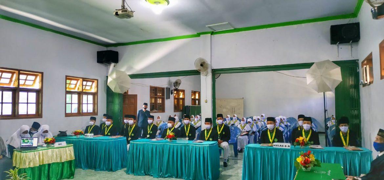 Tasyakuran dan khotaman wada kelas 6 al islam